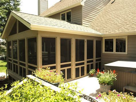 Outdoor Screened Patio Designs Outdoor Living Designs Screened Patio Designs