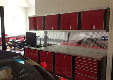 Luxury Garage Cabinets by Garage Photos Iconic Cabinets