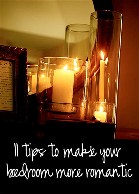 how to make romantic bedroom 11 tips to make your bedroom a bit more romantic