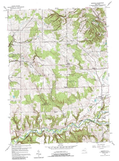 printable road map of sardinia sardinia topographic map ny usgs topo quad 42078e5