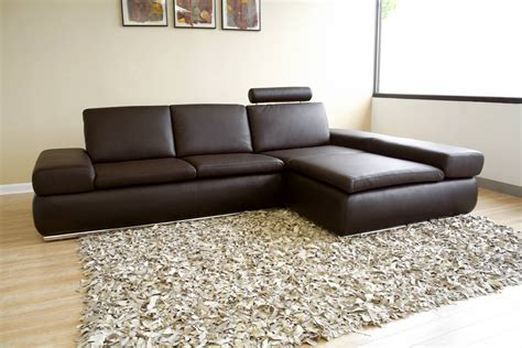 cheap leather sectionals buy wholesale interiors chagne leather sectional