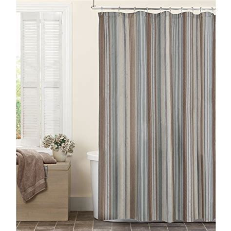 shower curtain prices compare price striped fabric shower curtain on
