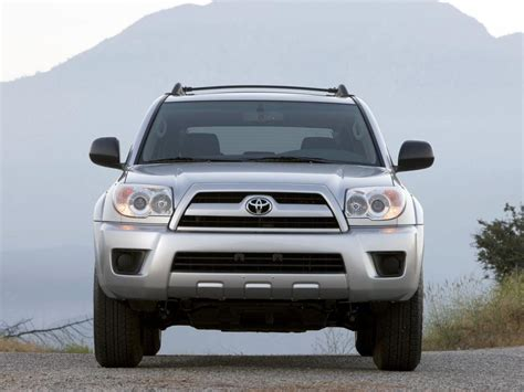 2010 toyota 4runner fuel economy toyota 4runner technical specifications and fuel economy