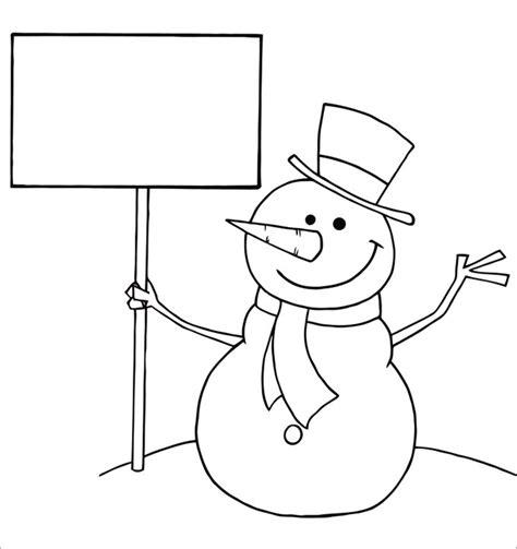 printable snowman template free printable snowman template invitation template