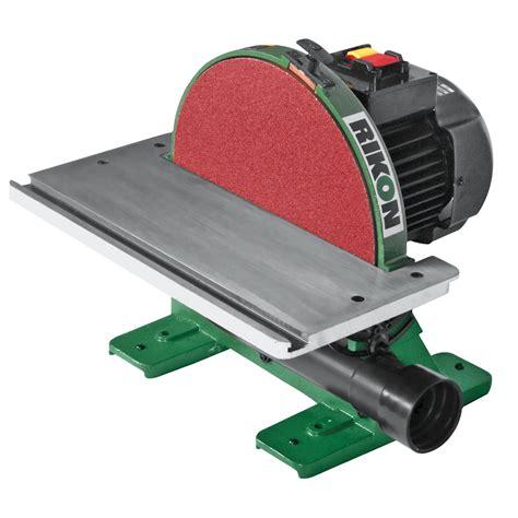 bench top disc sander great price buy rikon 12 quot bench top disc sander 80827