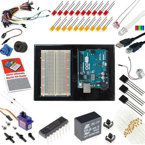 best arduino kit 10 best arduino starter kits for beginners 2018 updated