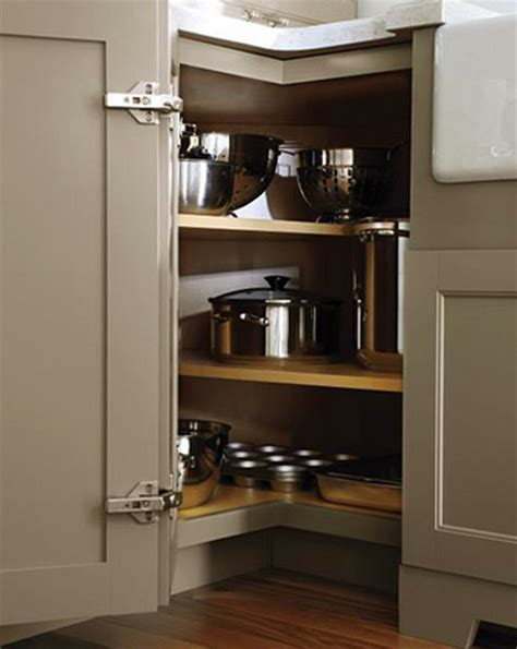 Corner Kitchen Cupboards Ideas by How To Deal With The Blind Corner Kitchen Cabinet Live
