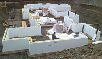 insulated concrete forms icf