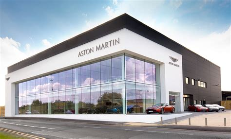 aston martin headquarters aston martin opens in nottingham