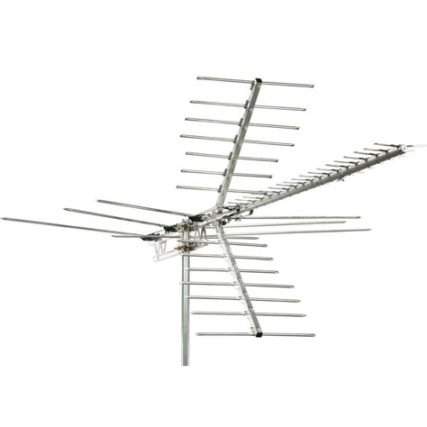 channel master antenna 100 mile digital advantage uhf vhf fm hd tv outdoor hdtv 20572020206 ebay