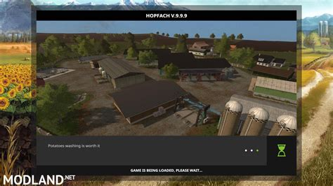 hopfach map   mod farming simulator