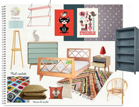 chambre d enfant vintage une chambre d enfant tr 232 s vintage