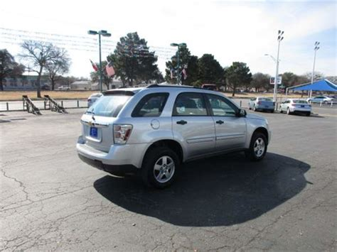 abilene used car sales 2009 chevrolet equinox ls abilene tx abilene used car sales