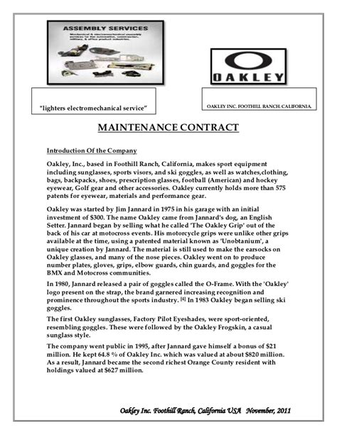 Home Maintenance Contracts by Maintenance Contract