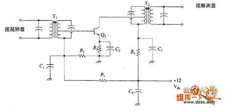 transistor lifier circuit simple simple transistor if lifier circuit lifier circuits rf lifier circuit circuit
