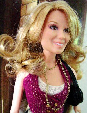Hilary Duff In A New Doll by Hilary Duff Doll