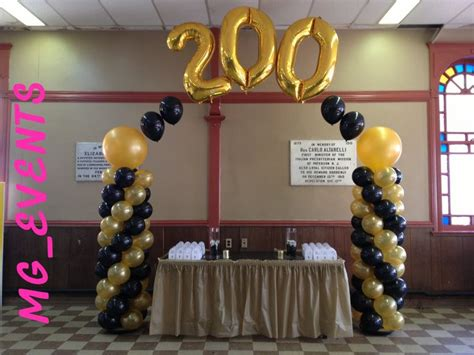 themes in the black balloon film gold black theme 200 anniversary balloon arch