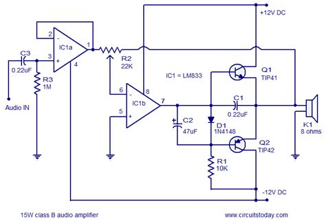 R 0r33 5w By Digital Analog Design audio lifier circuit page 18 audio circuits next gr