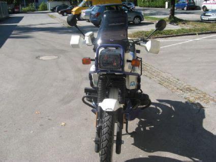 78 Ps Motorrad by Umgebautes Motorrad Bmw R 100 Gs Dakar Vom Typ
