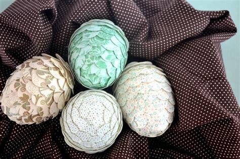 Handmade Easter Eggs - craftionary