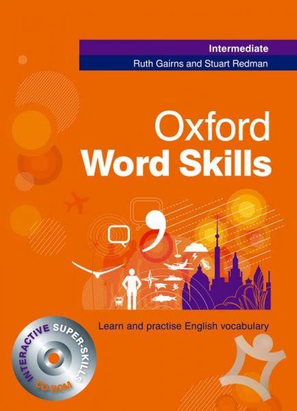 libro oxford word skills basic oxford word skills intermediate book cd rom oxford