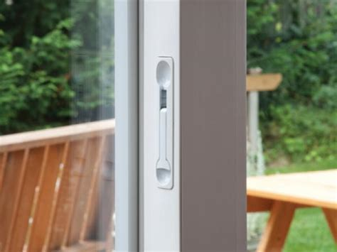 Milgard Smarttouch Patio Door Handle Door Window Hardware Smarttouch Milgard Windows Doors
