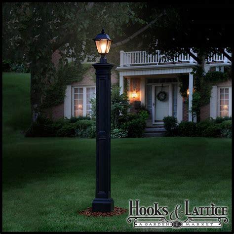 front yard light post exterior l posts decorative l post residential