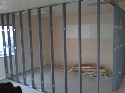 metal stud framing metal stud framing home help handyman of colorado springs