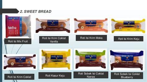 Harga Biskuit Gabin Tawar by Cara Membuat Roti Sari Roti
