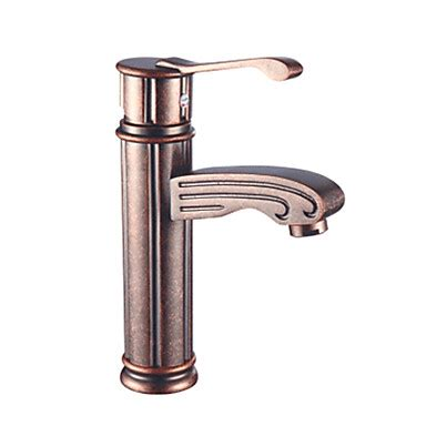 Copper Bathroom Fixtures Antique Traditional Brass Copper Bathroom Sink Faucetsat Faucetsdeal