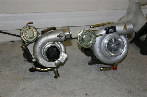 subaru wrx stock turbo stock wrx turbo vs fp green turbo wrx green
