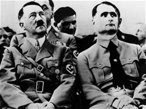 adolf hitler and the holocaust biography what really happened to rudolf hess express yourself