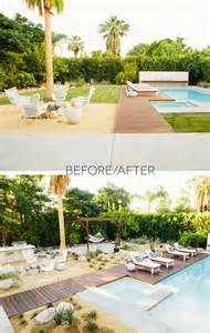 backyard makeover with lowes a house in the