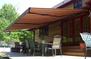 Awning House by A Guide On Basic Parts Of A Retractable Awning