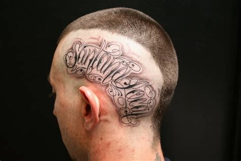 3d tattoo on head 40 amazing 3d tattoo designs of 2013 in vogue