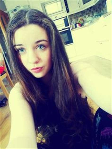 beautiful blue eyes brunette girl selfie 1000 images about selfies