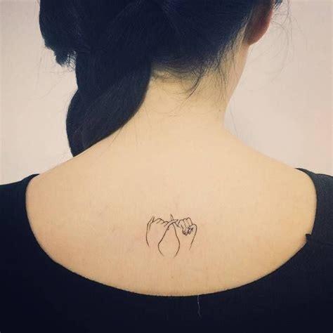 minimalist key tattoo 25 best ideas about pinky promise tattoo on pinterest