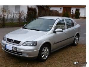 Vauxhall Astra 2003 2003 Opel Astra Photos Informations Articles