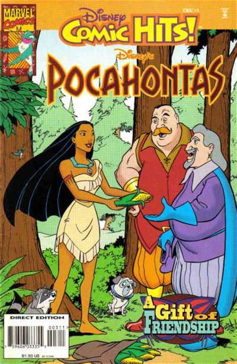 donald doll vine disney comic hits 3 pocahontas unsettling spirits issue