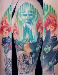 eclectic ink tattoo queen margaret drive 27 best images about wizard of oz tattoo ideas on