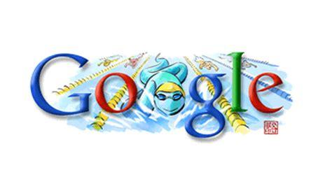 doodle swimming alle doodles der olympischen spiele 2008 peking
