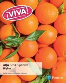 viva aqa gcse spanish foundation student book