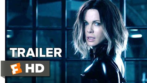 underworld film series trailer kate beckinsale dons her leather battlesuit yet again for
