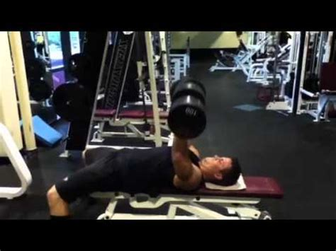 benching 100 pounds 100 lb dumbell bench press x 8 153 lbs bodyweight youtube