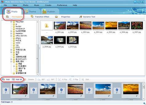 slideshow maker picture video movie with music for photo slideshow maker free create photo slideshow with