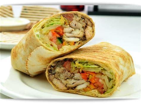 Makanan Enak Kebab cara membuat kebab ayam spesial nikmat dan praktis resep