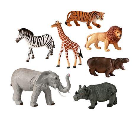 imagenes de animales la selva animales de la selva 7 u miniland no 233 did 225 cticos