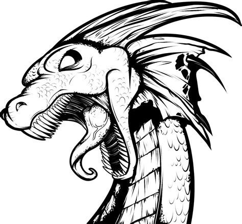 dragon tattoo drawing easy tattoos designs for www pixshark images