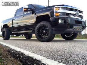 Chevrolet 2500 Wheels Wheel Offset 2016 Chevrolet Silverado 2500 Hd Leveling Kit
