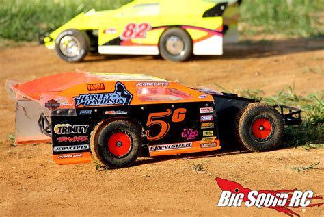 modified race pro line pro 2 dirt oval modified part 2 171 big squid rc
